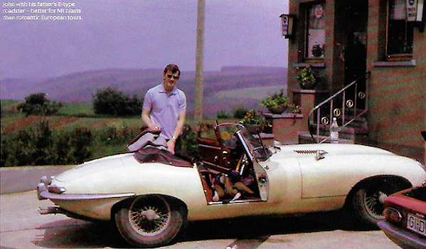 The Jaguar E-type